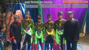 Anak Wayang dan Gambuh dari Jaranan TTN