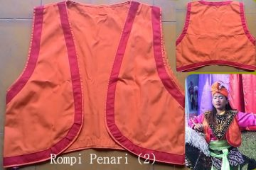 Jual Rompi (R2) untuk Pelengkap Kostum Penari Kuda Lumping/ Kuda Kepang/ Ebeg/ Jathilan/ Jaranan