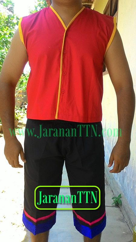 Baju Kostum Penari Kuda Lumping dan Jaranan