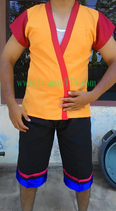 Kostum Seragam Penari Kuda Lumping Kuda Kepang Pria Dewasa