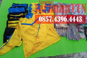 Kostum Tari Kuda Lumping (Jaran Kepang/ Kuda Kepang) Pesanan Pelanggan - November 2018