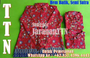 Baju Batik Kostum Tari Kuda Lumping (Jaranan / Kuda Kepang/ Ebeg)