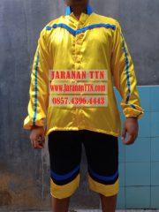 Kostum Baju Jaranan Pegon dan Ebeg (Warna Kuning)