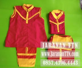 Kostum Baju Jaranan Senterewe