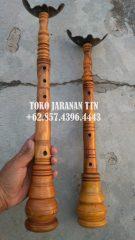 Slompret/ Trompet Jaranan Pegon dan Buto Banyuwangian